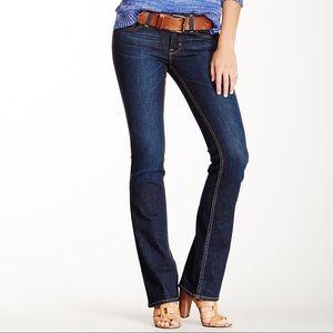 Big Star Boot Cut Mid Rise Jeans